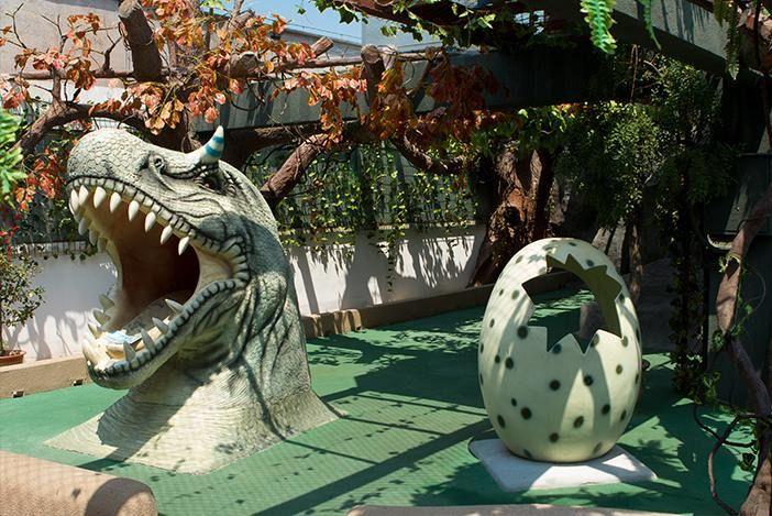 同曦恐龙主题乐园