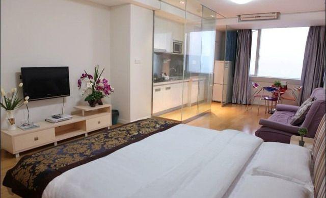 悦享居家酒店式公寓-美团
