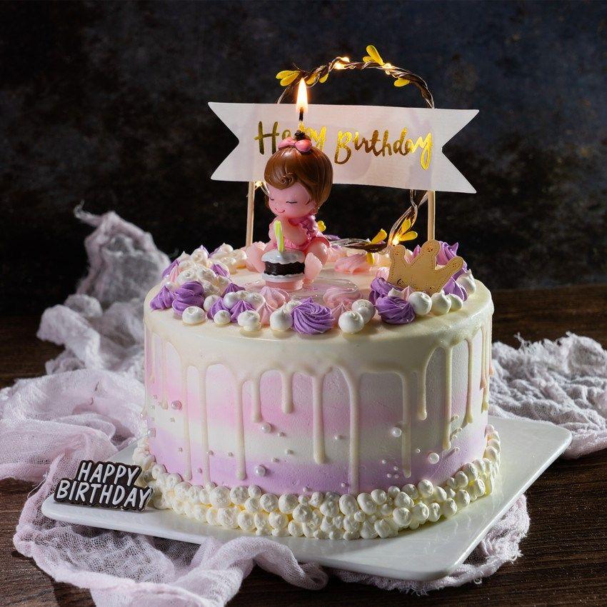 佳佳园私人定制网红创意蛋糕店