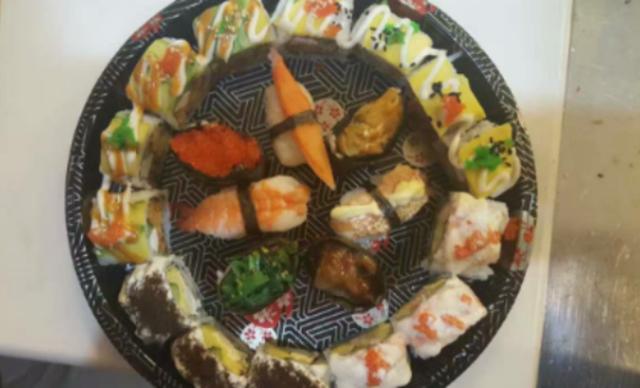 :长沙今日团购:【鲜目录熟料寿司】30元代金券1张,全场通用,可叠加使用