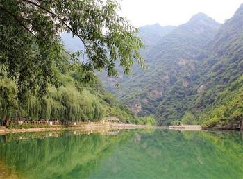 【卢氏县】豫西大峡谷景区门票(成人票)-美团