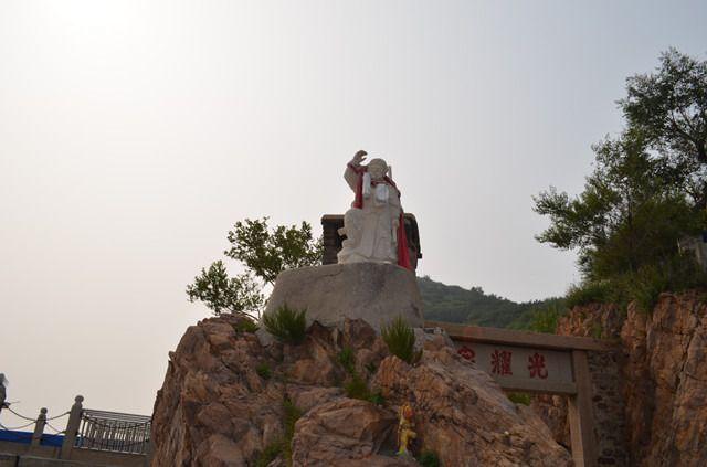 山庄,灵山风景区