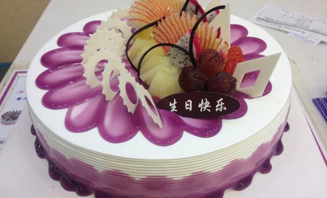 :长沙今日团购:【米雪儿饼屋】10英寸水里巧克力蛋糕1,约10英寸,圆型