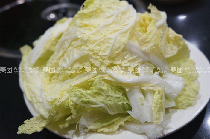 幼儿园布织布手工制作白菜