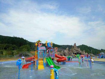 【贵溪市】圣井山景区圣境精灵儿童乐园-美团