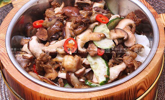 【广州木桶饭团购】价格|地址|电话|菜单