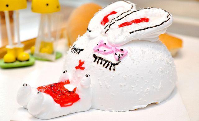 【细妍西饼坊】小白兔mini蛋糕1个