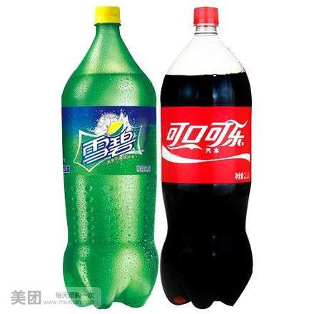 雪碧/可乐2瓶(大)