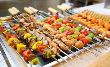 【南京】圣马丁自助烤肉火锅餐厅-美团