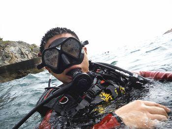 【巽寮】巽寮湾小海狮潜水俱乐部海洋基地潜水成人票-美团