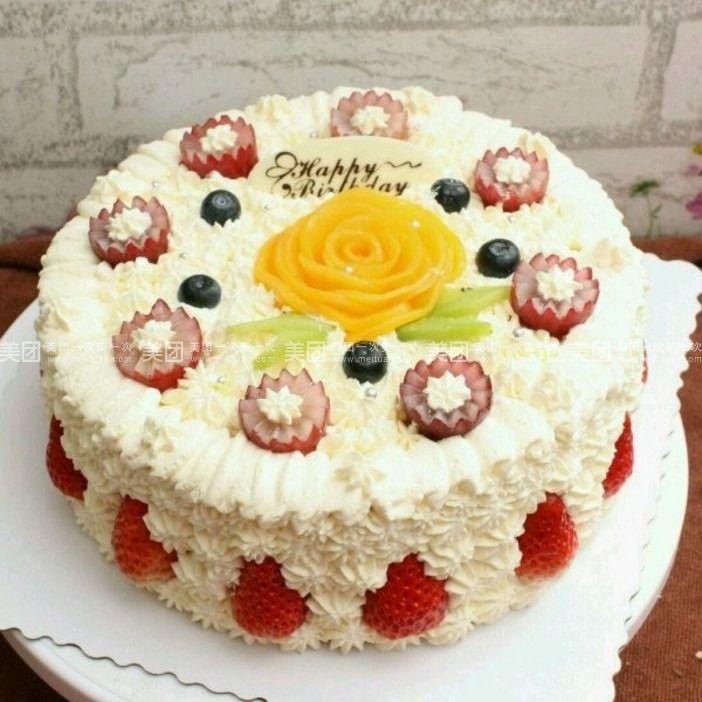 蛋糕盘装饰画动物