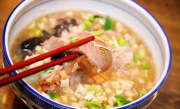 【青州等】清真同辉最西安羊肉泡馍-美团