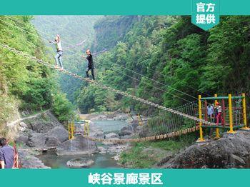 【文成县】峡谷景廊-美团