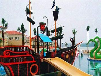 【阳泉出发】海盗传奇水世界纯玩1日跟团游*水上嘉年华激情爽一夏-美团