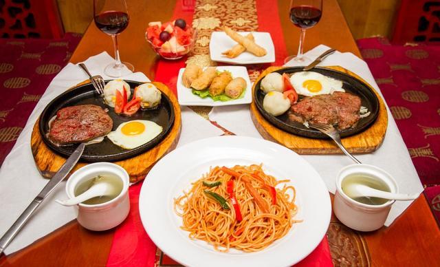 :长沙今日钱柜娱乐官网:【花之林】超值幸福家庭套餐,建议3人使用,提供免费WiFi
