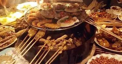 【霸州等】手把签开心烧烤-美团