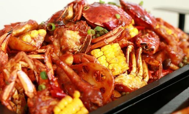 :长沙今日团购:【寻蟹记肉蟹煲】双人餐,提供免费WiFi