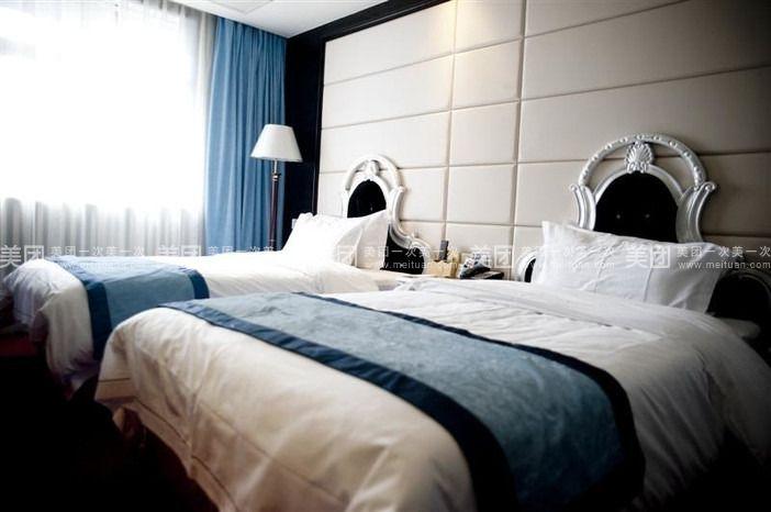酒店整体为欧式复古风格