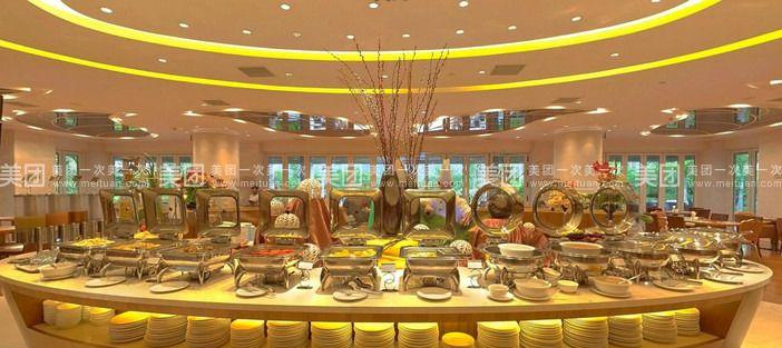 明申高尔夫度假酒店-酒店西餐厅2