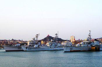 【汇泉湾商圈】海军博物馆-美团