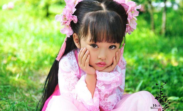 【华裳摄影】古装儿童写真 原价:2360/折扣:2.