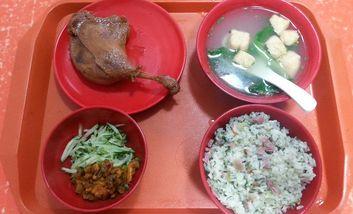 【上海】黄山菜饭-美团