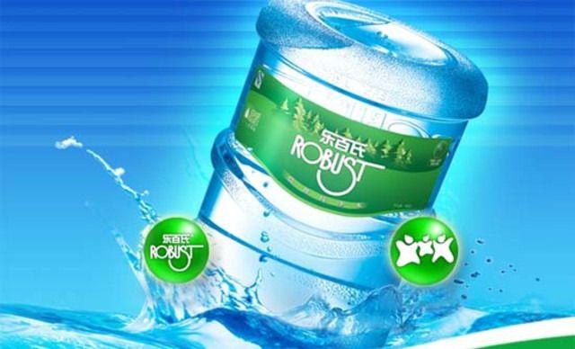 乐百氏桶装水10桶,5加仑(18.9升)