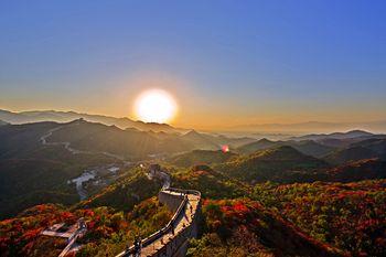 【北京出发】八达岭长城、鸟巢、水立方纯玩1日跟团游*睡个懒觉再出发-美团