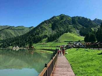 【乌鲁木齐出发】乌鲁木齐天山大峡谷景区纯玩1日跟团游*含天鹅湖,品质出行-美团