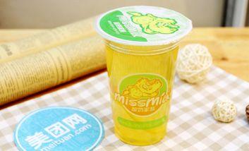 【南京】missmilk冻酸奶-美团