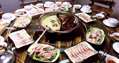 【楚雄】鱼淂水特色鱼火锅店-美团