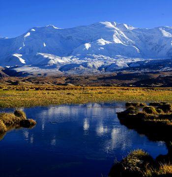 """【喀什地区出发】卡拉库里湖无自费1日跟团游*卡拉库里意为""""黑海""""-美团"""
