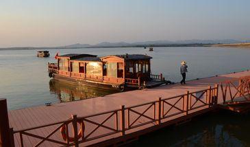 【长兴县】仙山湖风景区门票+船票(成人票)-美团