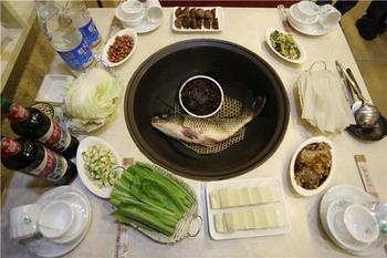 【呼和浩特】鱼羊鲜木火铁锅炖鱼-美团