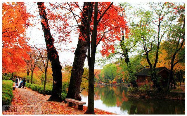 【北京苏州君地金煦公寓酒店宿+天平山风景区门票2张