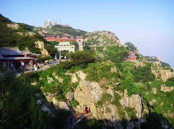 【北京出发】泰山、天外村、中天门等纯玩2日跟团游*北京南-泰安往返高铁-美团