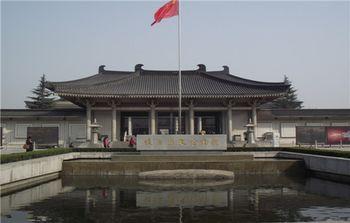【小寨】陕西历史博物馆壁画馆门票+珍宝馆门票(成人票)-美团