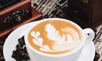 【深圳】倾语咖啡-美团