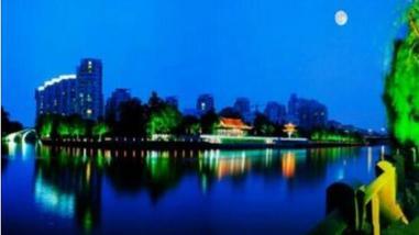 【武林广场】京杭大运河夜游门票(双人票)-美团