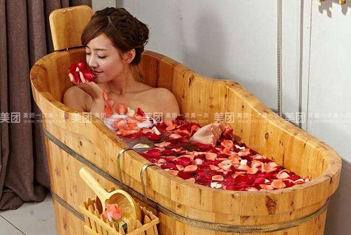木桶浴有什么流程