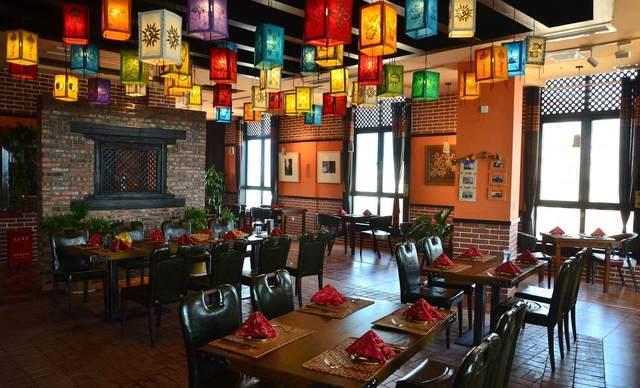 【加都2072.尼泊尔风情餐厅】经典2人餐,提供免费WiFi