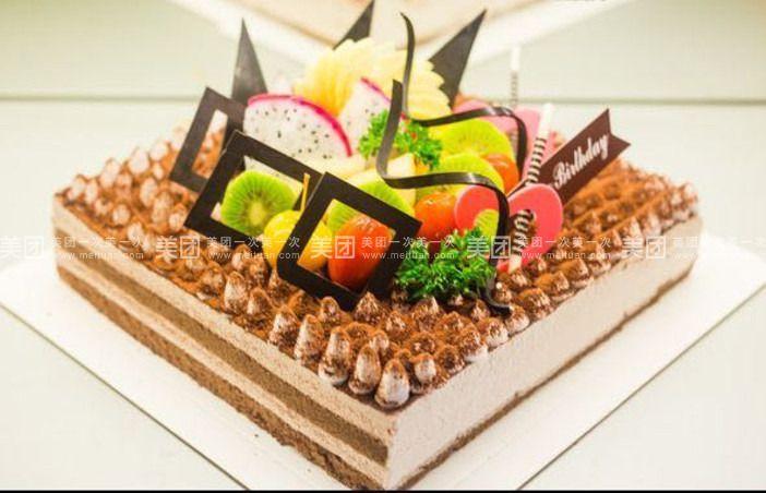 红沙龙蛋糕房(盛弘店)