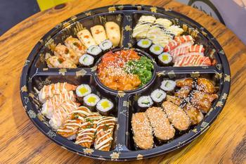 【广州等】苍井外带寿司-美团
