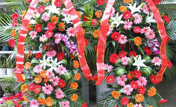 【北京等】百合鲜花-美团