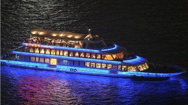 【全国】上海杜莎夫人蜡像馆门票+东方明珠码头夜景豪华游览船(成人票)-美团