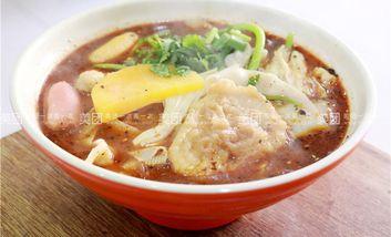 【郑州】骨汤串串麻辣烫-美团