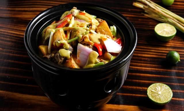【嘿娘惹新加坡美食】4-6人餐,提供免费WiFi