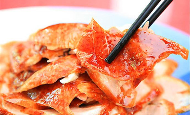 :长沙今日团购:【正宗北京烤鸭】脆皮芝麻烤鸭1只,包间免费,提供免费WiFi