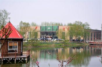 【滨城区】黄河温泉度假村通用代金券成人票-美团