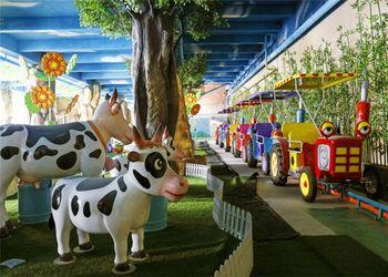 【客天下】客天下·创艺园欢乐小镇-美团